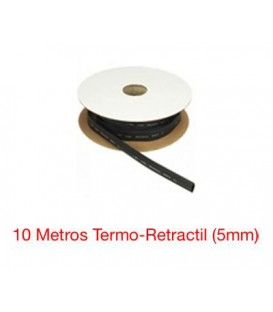 10 Mts Termo-Retráctil (Ø-5mm)