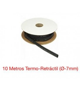 10 Mts Termo-Retráctil (Ø-7mm)