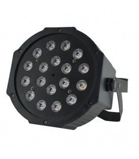 SUPERPARLED ECO 18 (DMX / 18x1w)