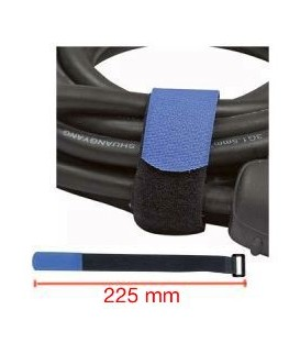 CINTA RECOGE-CABLES (VELCRO 2250 x 25 mm)