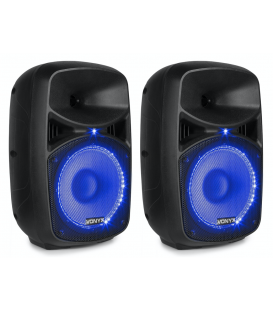 VPS082A (400W / 200 WRMS / USB / BLUETOOTH / EQUIPO COMPLETO)
